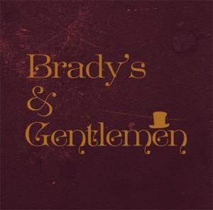 Bradys & Gentlemen, Audio CD