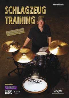 Schlagzeug Training, Marcel Bach