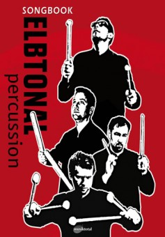 Elbtonal Percussion Songbook