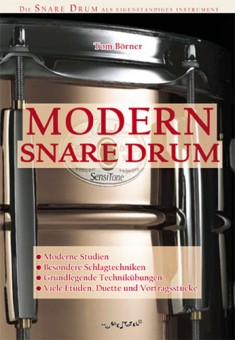 Modern Snare Drum (E-Book), Tom Börner