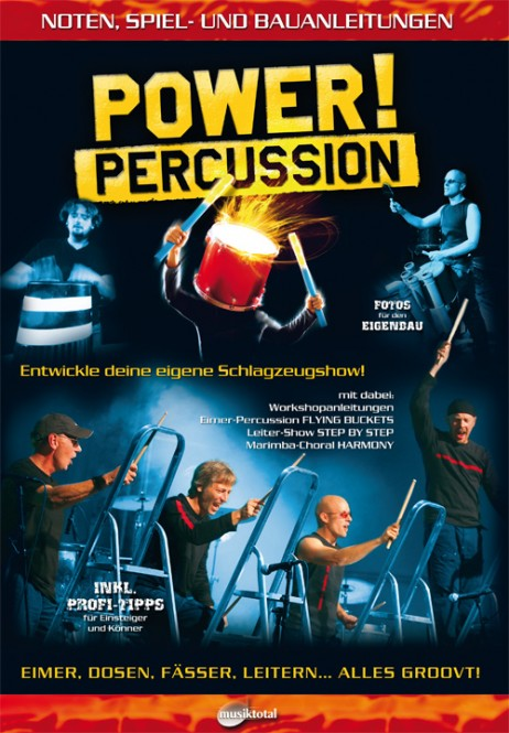 Power! Percussion von Power! Percussion